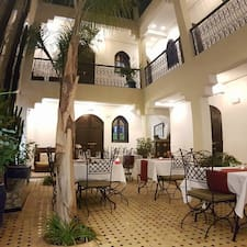 Riad Les Reves De Marrakech的用戶個人資料