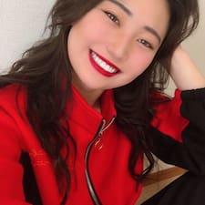 Yuka - Uživatelský profil