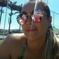Profil utilisateur de Erika Fernanda Melo
