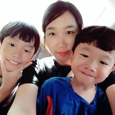 Gebruikersprofiel Jinhee