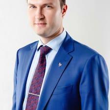 Павел Brukerprofil