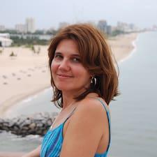Luisa Fernanda مضيف متميز.