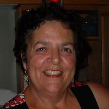 Paulette felhasználói profilja