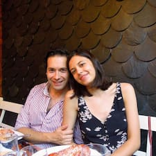 Nutzerprofil von Katya & João