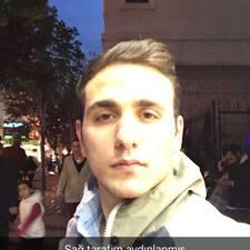 Ahmet님의 사용자 프로필
