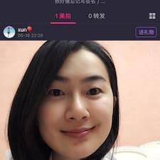 Perfil do utilizador de 浔浔