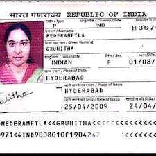 Gruhitha User Profile