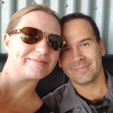 Profil Pengguna Veronika & Marc