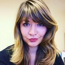 Profil utilisateur de Maria