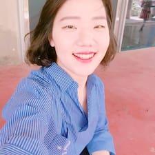 Perfil do usuário de Eunmin