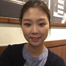 Användarprofil för Yoonbo