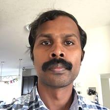 Anandha的用戶個人資料