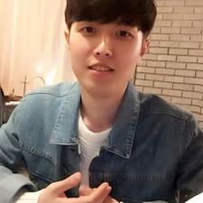 Profil utilisateur de Sun Woo