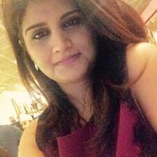 Parveen felhasználói profilja