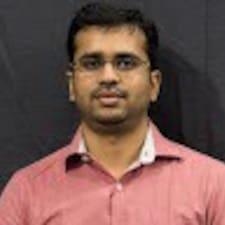 Indra Teja felhasználói profilja