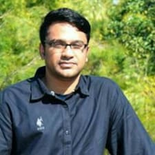 Henkilön Ashutosh käyttäjäprofiili