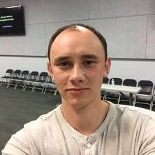Jeremiah felhasználói profilja