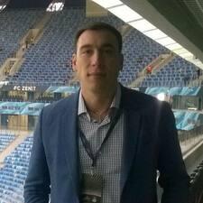 Георгий Brugerprofil