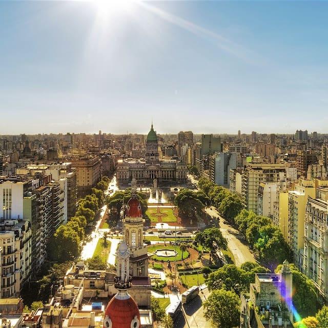 Profil utilisateur de Buenos Aires