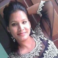 Prashansa - Uživatelský profil