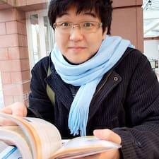 Dong-Hyun felhasználói profilja