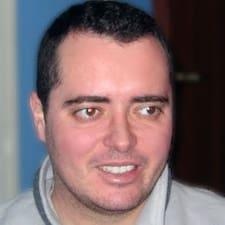 Perfil do utilizador de José María