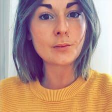 Profil utilisateur de Paolina