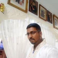 Gebruikersprofiel Satishratnam