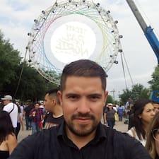 Användarprofil för Juan Manuel