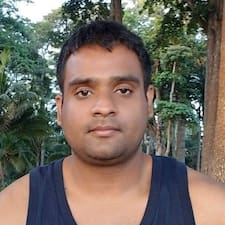 Användarprofil för Arjun