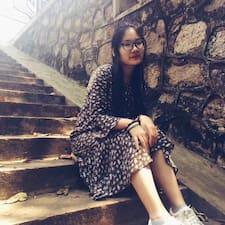 Profil utilisateur de Mengjia