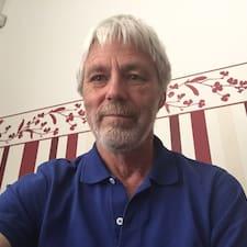 Trevor felhasználói profilja