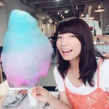 千夏 User Profile