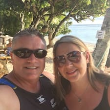 Jodie & Pete Brugerprofil