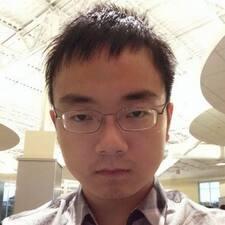 Användarprofil för Cao
