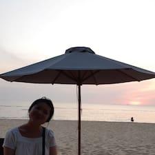 Wei Tian felhasználói profilja