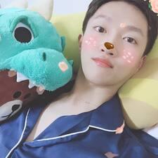 Profil utilisateur de 우정일