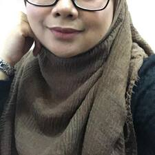 Nur Fatehah felhasználói profilja