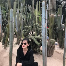 丽娜 felhasználói profilja