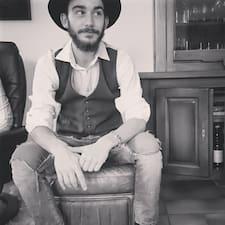 Henkilön Manuel käyttäjäprofiili