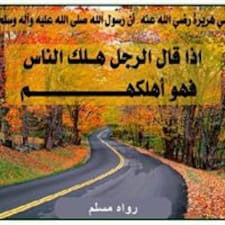 Profil utilisateur de Mahmoud