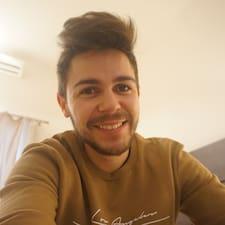 Henkilön José María käyttäjäprofiili