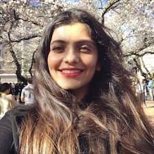 Sameera - Uživatelský profil
