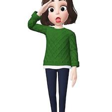 Gebruikersprofiel Hanako