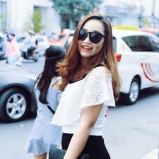 Profil utilisateur de Thuy Quynh Anh