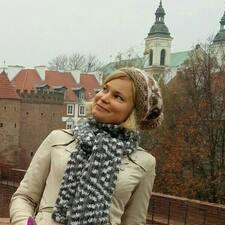Anastasia User Profile
