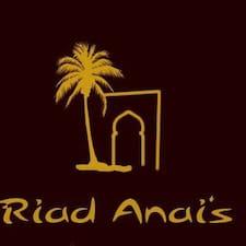 Profil korisnika Riad