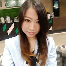 Sherly felhasználói profilja