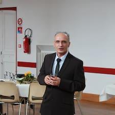 Profil Pengguna Jean-Francois