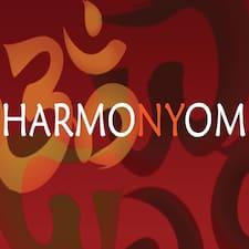 HarmoNYom - Uživatelský profil